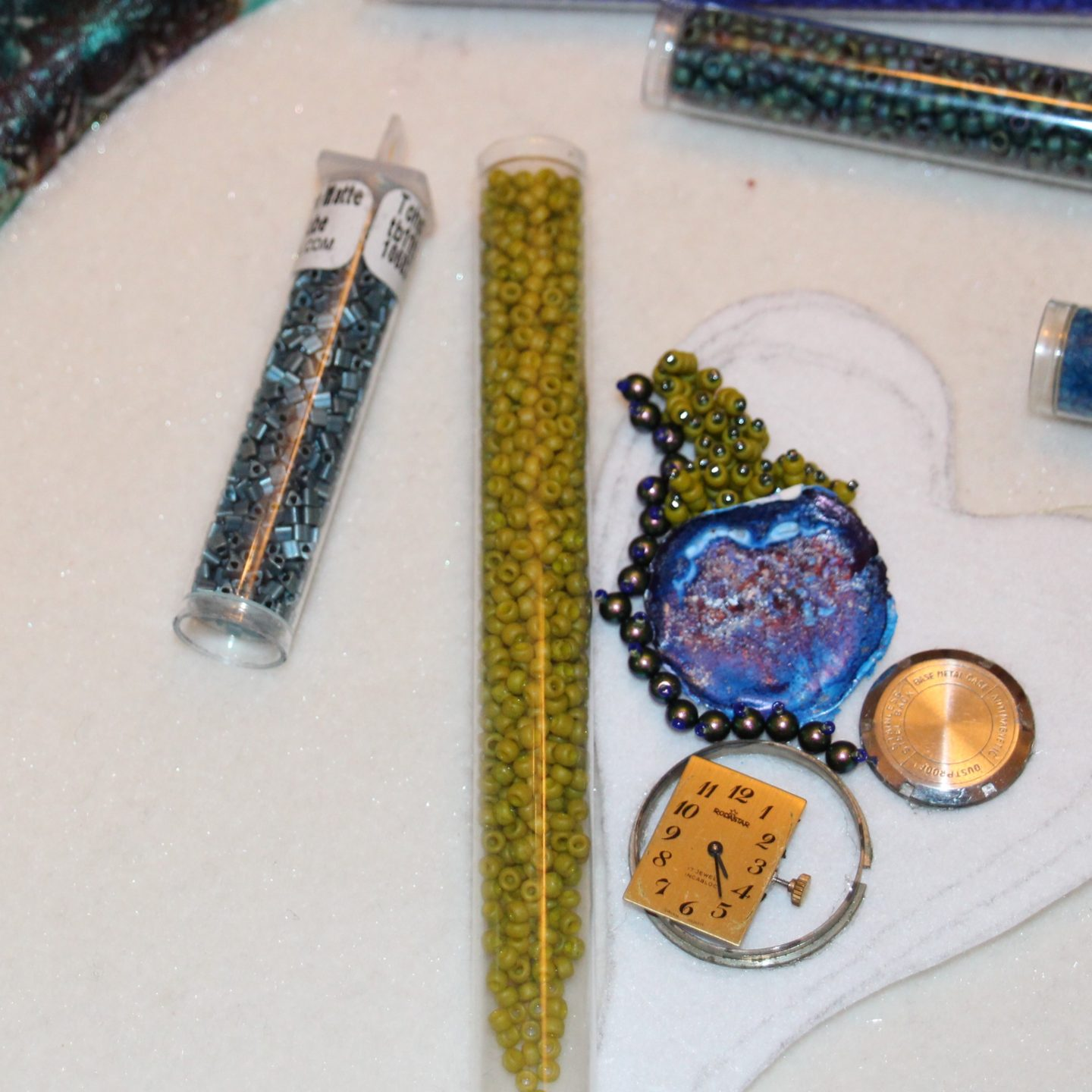 July Bead Mat Update – To goal or not to goal!