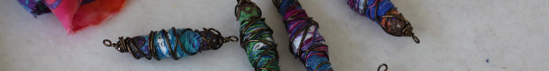 August bead mat update: Tales from the recycling bin!