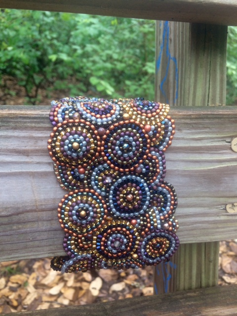 Bead Bombing: Sharing the sparkle!