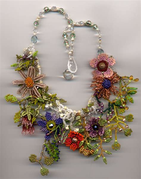 Floral Jewelery: A harbinger of spring!