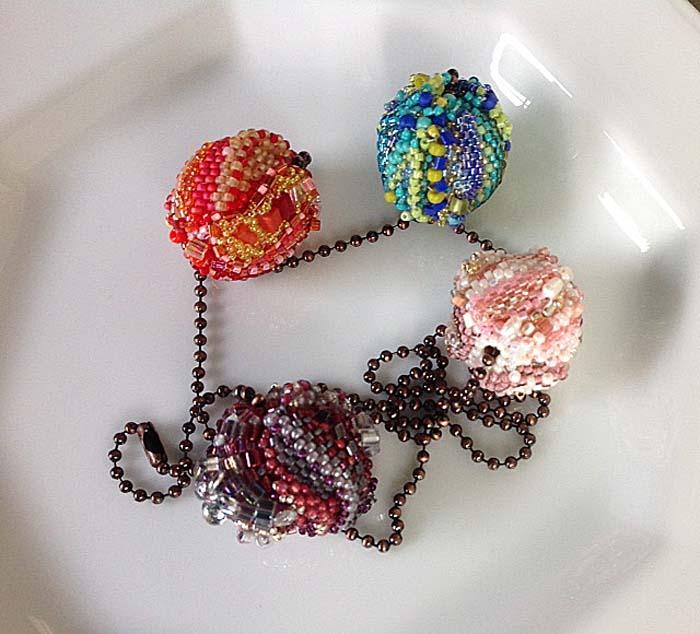 Whimsical Freeform Peyote: Beaded Beads