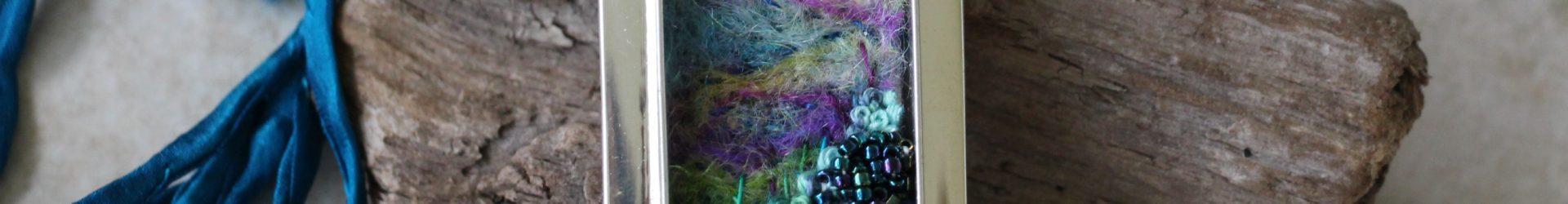 Beads and Felt: A sumptuous affair!