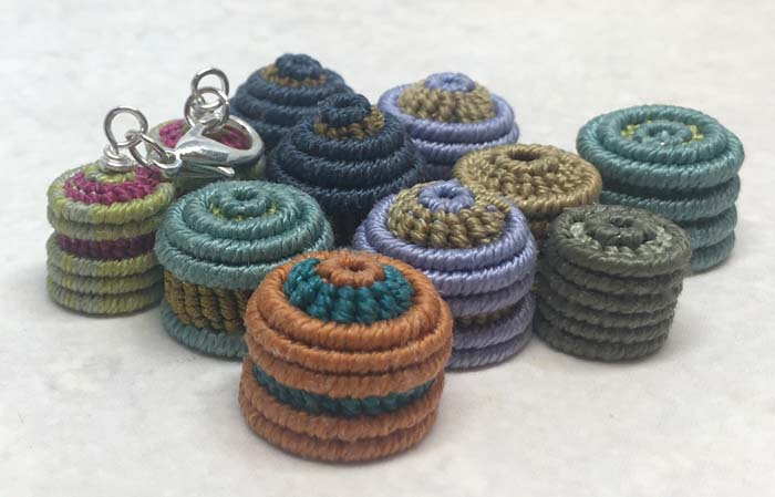Knotted End Caps