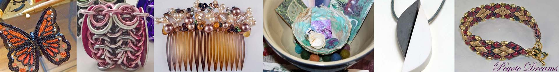 Celebrate National Craft Month with a Class