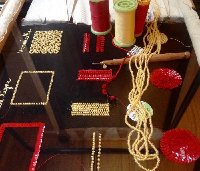 Introduction to Crochet de Luneville/Tambour Embroidery, Class 1
