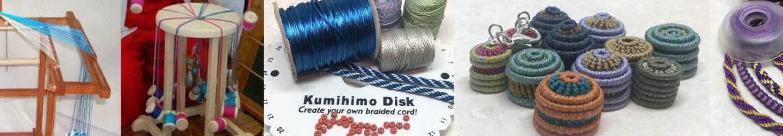 Discovering: Kumihimo