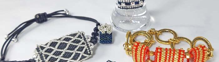 Peyote Boot Camp: Crazy about Carrier Beads