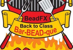 This Saturday:  Meat & Greet – Back to Class Bar-BEAD-que