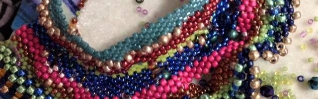 April 2020 Bead Mat Update: I'll keep on dancing!
