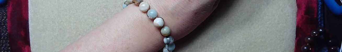 Project of the Week: Wire and Stone Bracelet