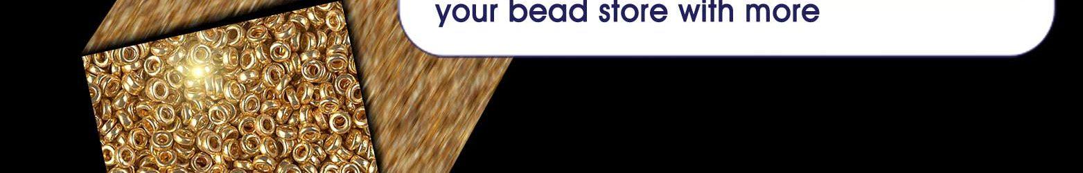 Miyuki Spacer Beads